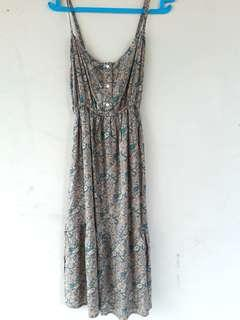 Joger Casual Long Dress