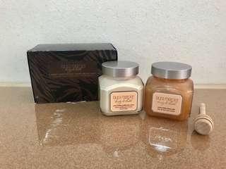 Brand New Laura Mercier Body Creme & Bath Set (Limited Edition)