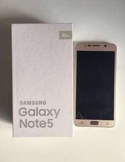 💕Good condition Samsung galaxy note 5💕