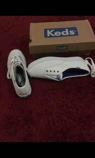 Keds Triple Kick White Canvas