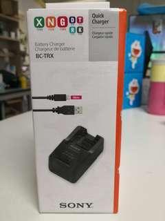 Sony BC-TRX  (Cybershot 充電器) 全新