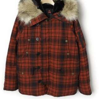 Xgirl Duffle Jacket