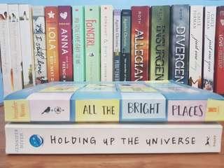 Pre-loved Jennifer Niven Books