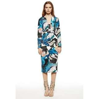 COOPER ST LOST IN MY MIND STRUCTURED DRESS NEW 14 & 16