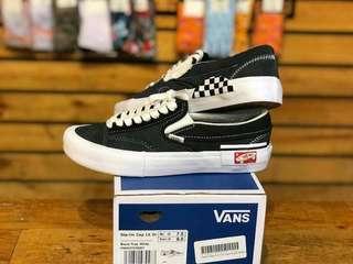 Vans Slip On Cut And Paste Bw