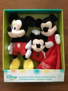 Mickey Mouse Gift Set