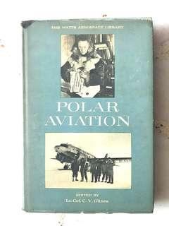 Polar Aviation 1958 古早飛机。