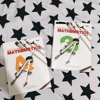 secondary four mathematics textbook