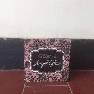 Beauty Creations Angel Glow Highlighter Pallete PRELOVED