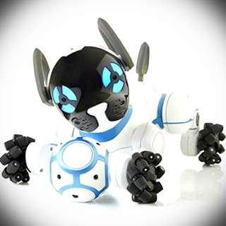 WowWee CHiP 智慧型互動式機器玩具狗 WowWee CHiP Robot Toy Dog 可以下载  app 互動  原價$3XXX