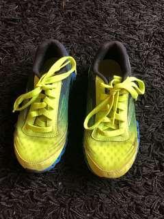 Reebok rubber shoes(22cm)