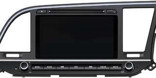 Hyundai Elantra Android DVD Head Unit