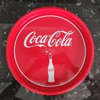Coca Cola Metal Tin Tray