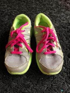 Nike rubber shoes(22cm)