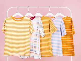 Pre-Order Stripe T-Shirt