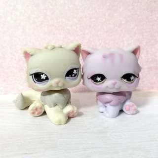 Littlest Pet Shop lps persian cats
