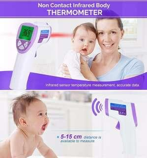 Thermometer infrared red object temperature measument