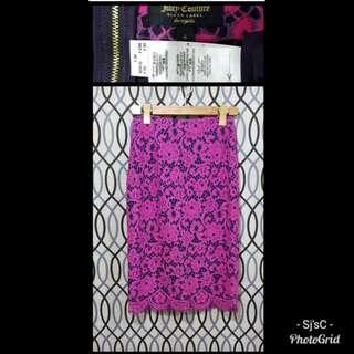 AUTH JUICY COUTURE SKIRT