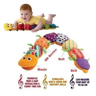 Musical Inchworm (Lamaze)