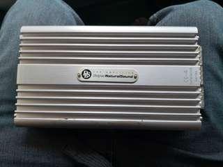 DLS CC4 4CHN amplifier