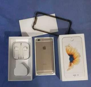 NOW ON SALE! Iphone 6s 64 GB Gold