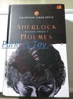 Sherlock Holmes Benedict Cumberbatch Collectible Case Collection volume i & ii