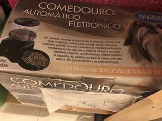 dog food dispenser