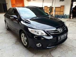 Toyota Altis G 1.8 AT 2013