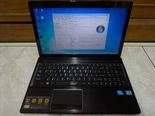 高雄 Lenovo 聯想 G580 15.6吋 強效i5四核心 4G/500G/DVD/USB3.0~上網/文書/遊戲