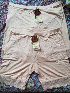 Skintone Undershorts/Pantylet