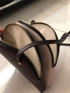 Zara Reversible Sling Bag