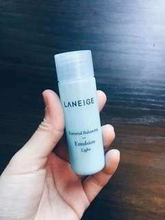 Laneige Emulsion Light