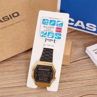 Pre- Order CASIO VINTAGE WATCH FOR MEN AND WOMEN