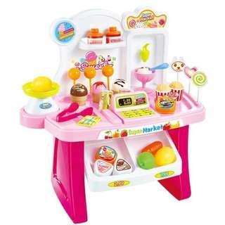 Mini Supermarket Play Set