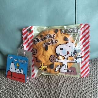 Snoopy cookie squishy