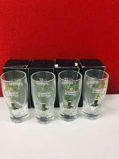 Guinness st.patrick miniature glasses
