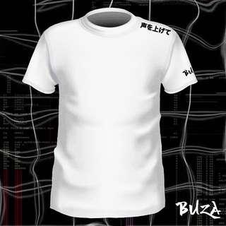 ONSEI t-shirt BUZA