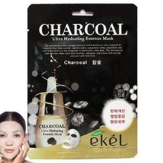 FREE SHIPPING EKEL MASK CHARCOAL