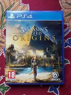 Ps4 Game Assassin Creed Origins