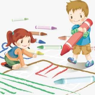 Kids' Drawing Class