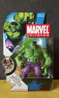 MARVEL UNIVERSE : HULK dc neca spawn shf hot toys