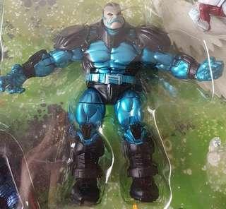 MARVEL UNIVERSE : APOCALYPSE dc neca spawn shf hot toys