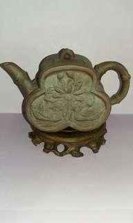 Old Vintage Teapot