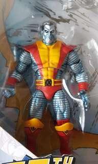 MARVEL UNIVERSE : COLOSSUS dc neca spawn shf hot toys