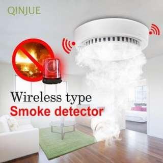 Security Sensitive Home Photoelectric Garden Smoke Detector