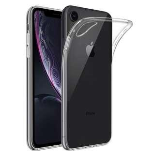 PROMO $5 iPhone XR Clear Soft Case