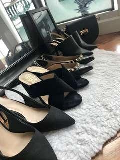 Black shoes so fab