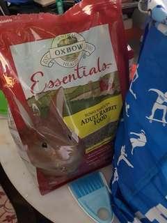 rabbit food