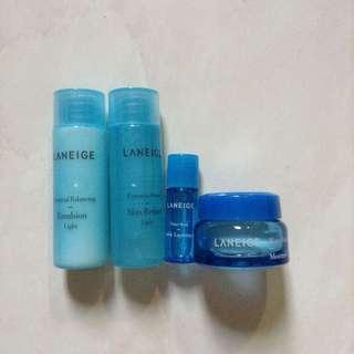 Laneige Mini Skincare Set #sephora50