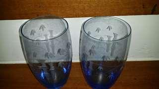 Cups 6 pcs in a sets